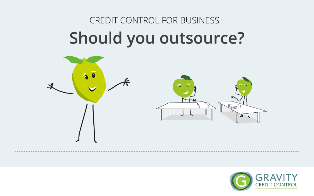Credit Control for business and why you should outsource