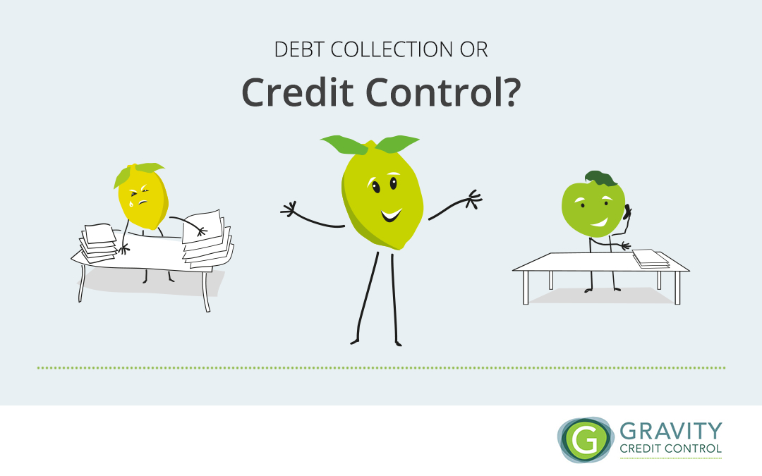 Debt collection or credit control?